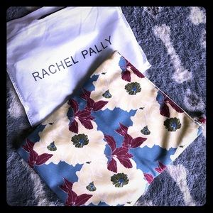 Rachel Pally reversible clutch with dust bag